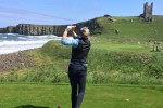 links course golf Dustanbourgh Castle