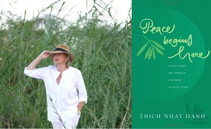 Annelies Reugebrink book Peace begins here