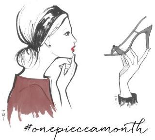 Tanja Minnee #onepieceamonth illustration