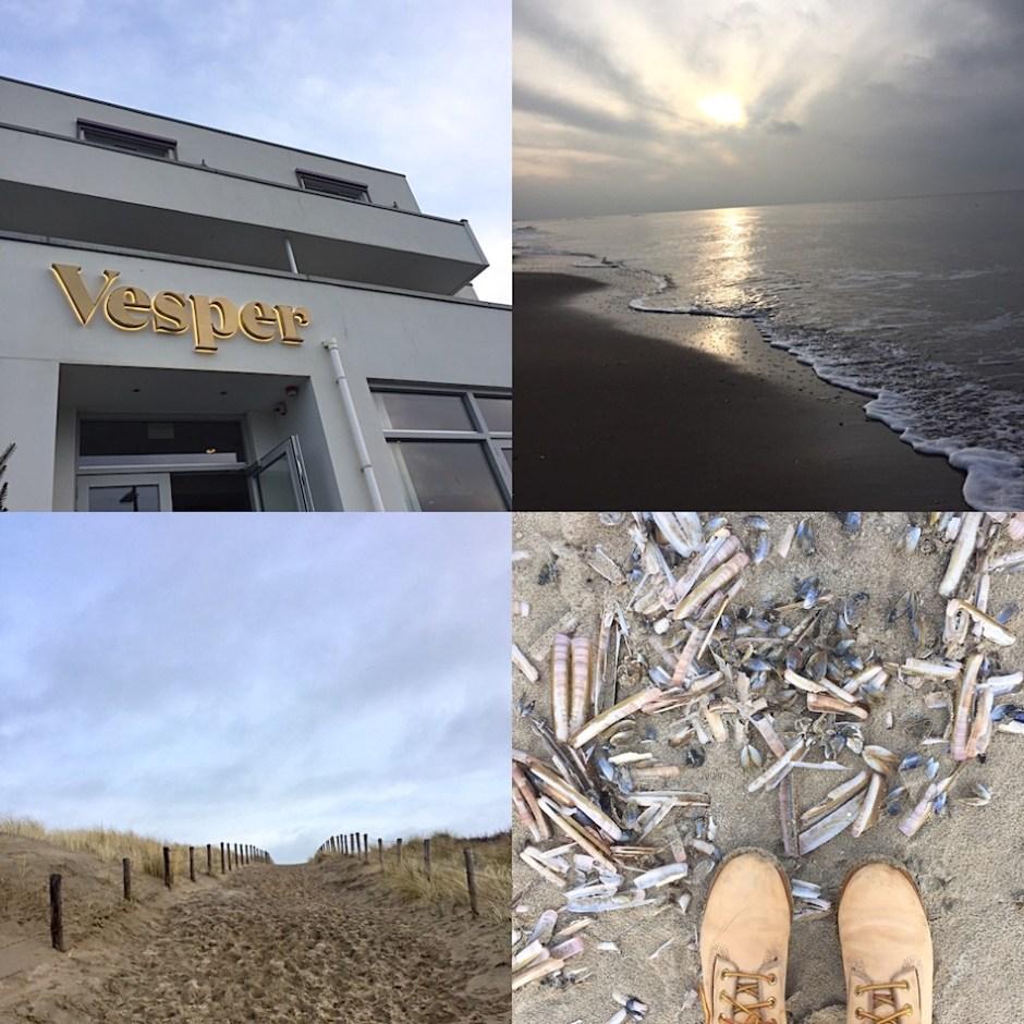 Hotel Vesper Noordwijk beach walk