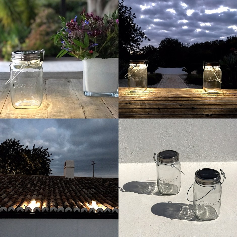Consol Solar Jar sustainable light