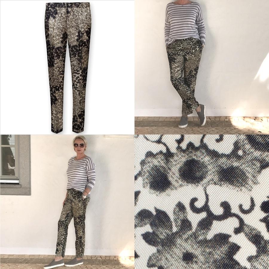 Dries van Noten Palmira trousers