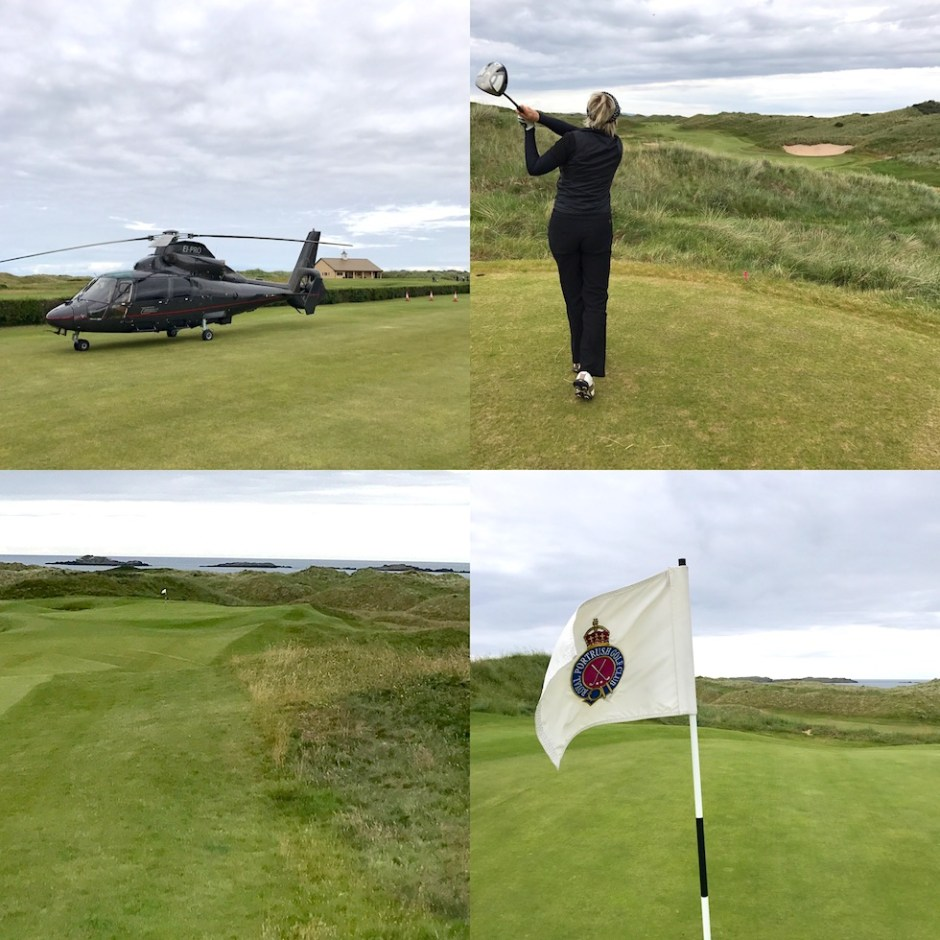 Royal Portrush golf