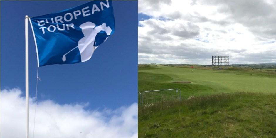 Portstewart golf Irish Open 2017