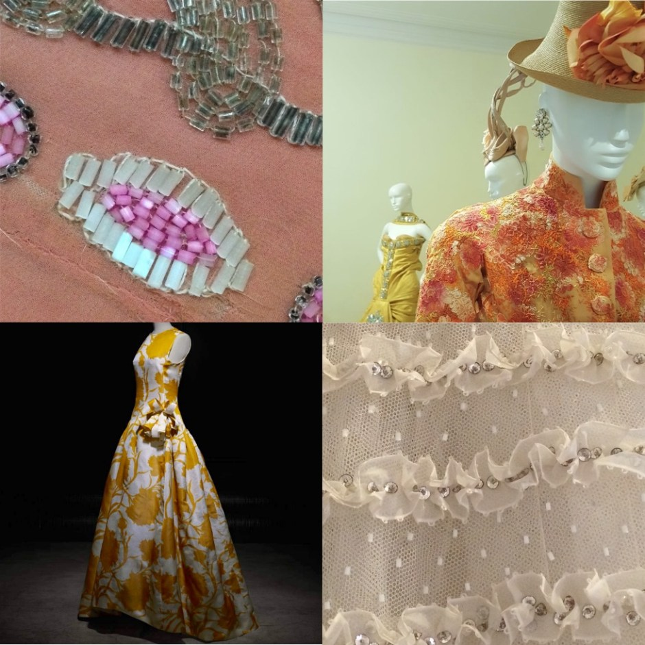 New Look dresse Les Rhumbs Christian Dior