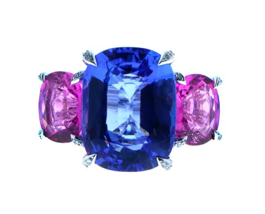 Bodes Bode tanzanite ring