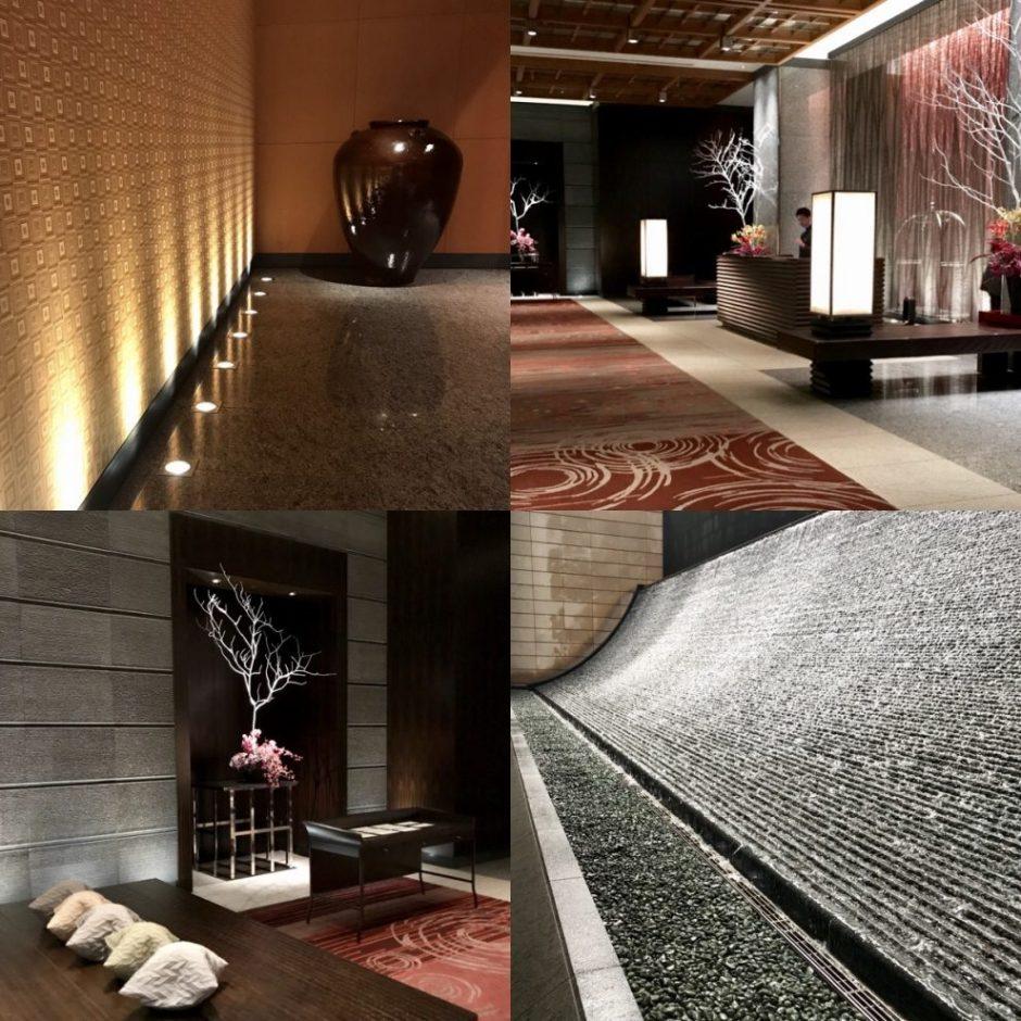 Tokyo Mandarin ORiental hotel