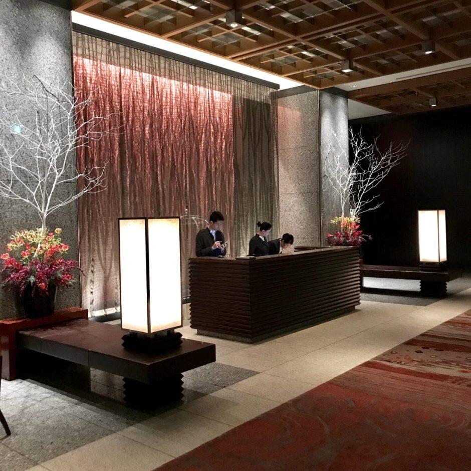 Mandarin Oriental hotel tokyo