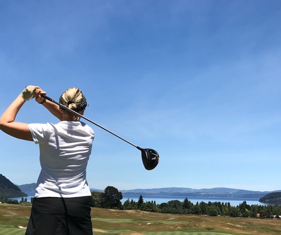 Golf New Zealand Kinloch Club