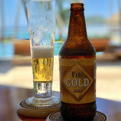 fiji beer gold