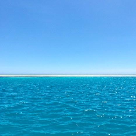 fiji turquoise sea