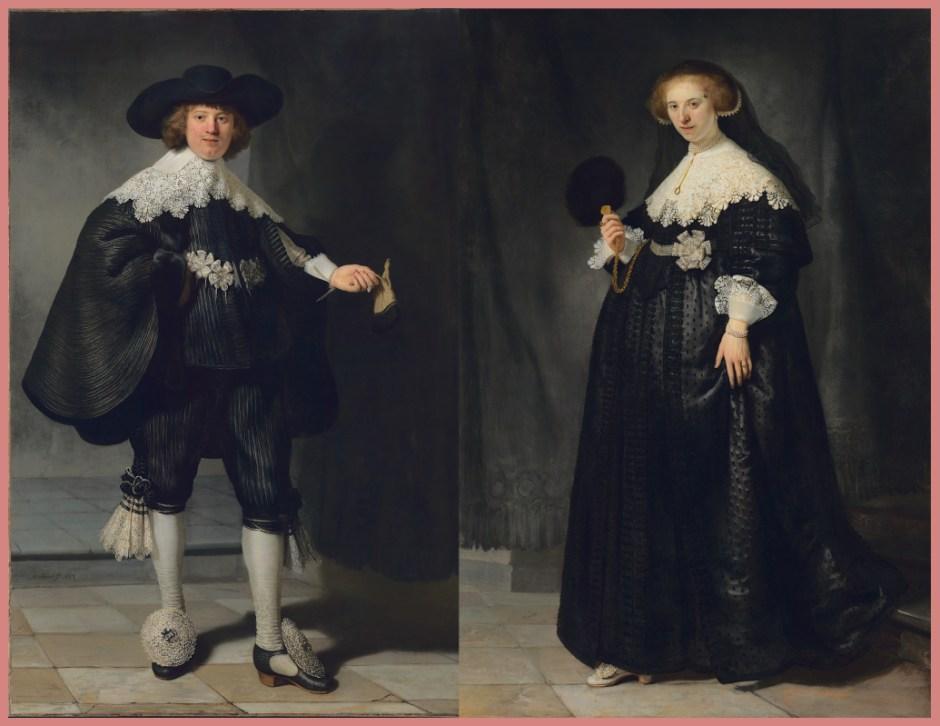 High Society Marten en Oopjen Rembrandt