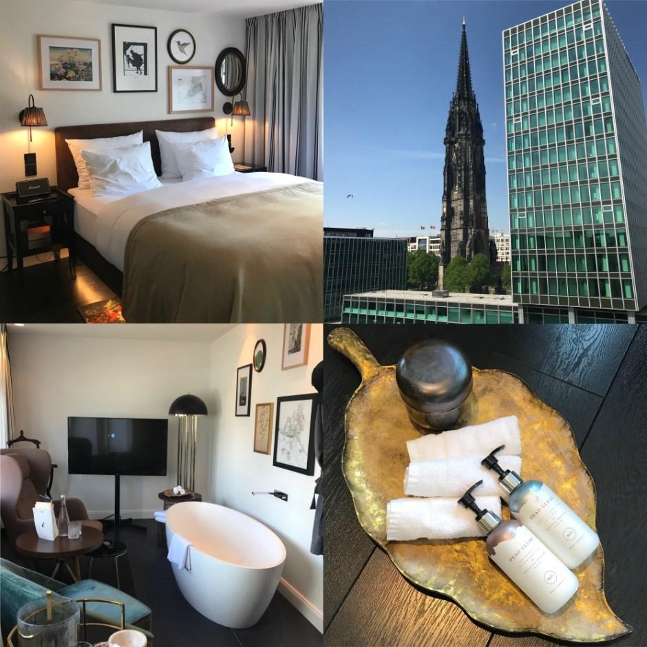 Hamburg Sir Nikolai hotel