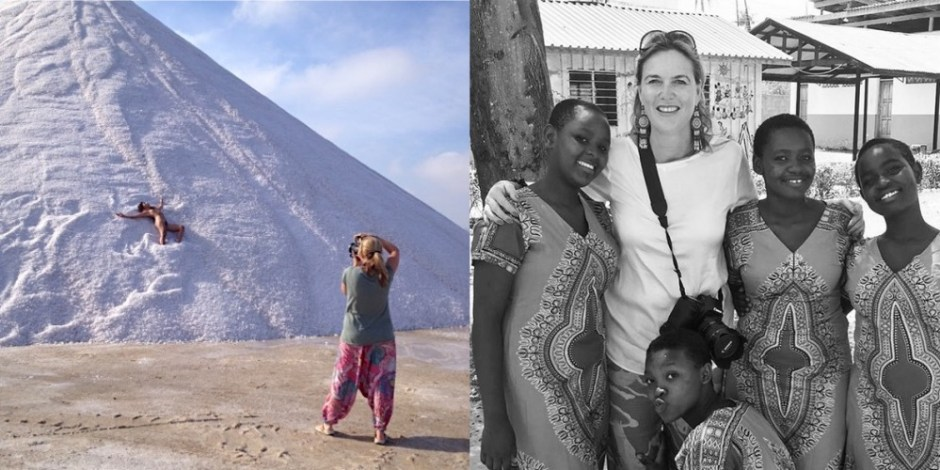 Annelies Damen Africa