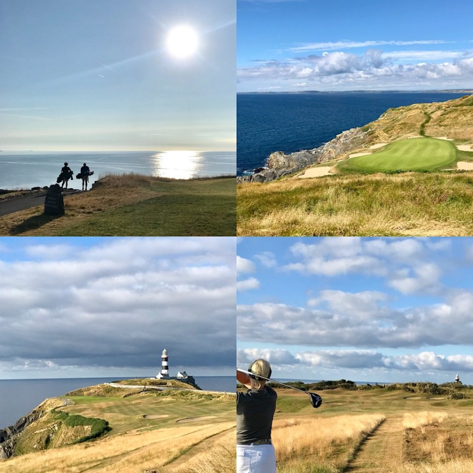 Irish golf Old Head