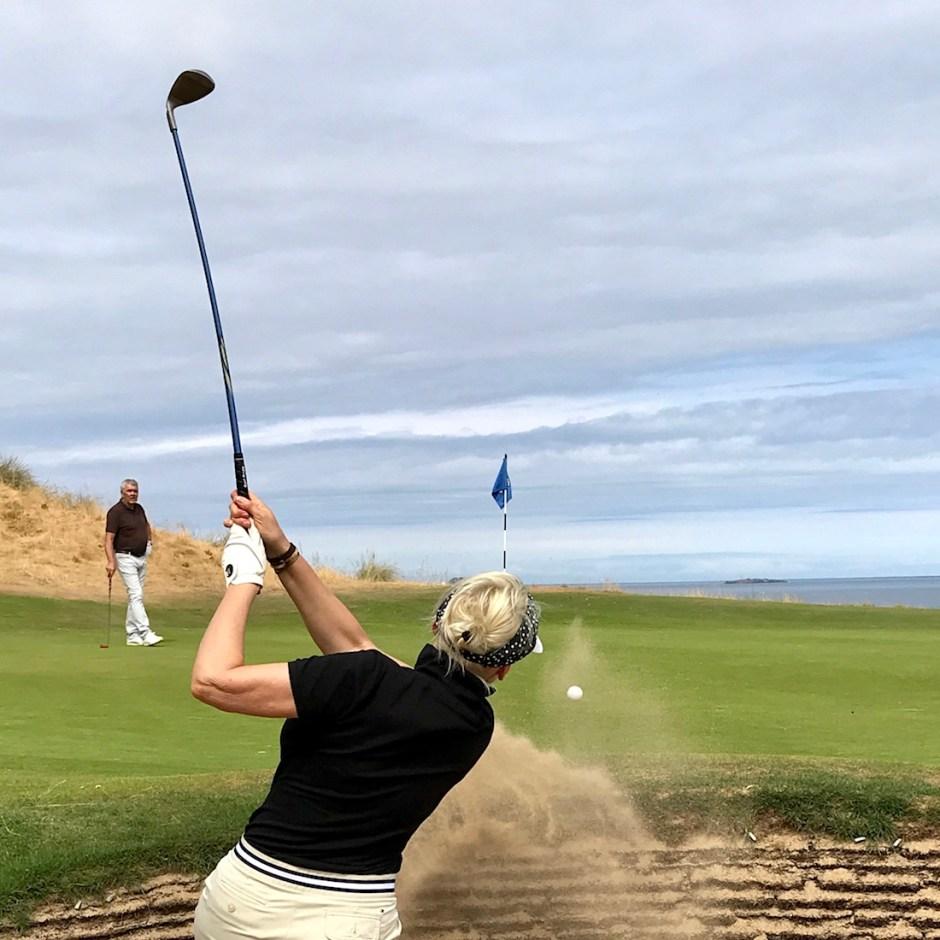 Irish golf links Tralee Roadtrip