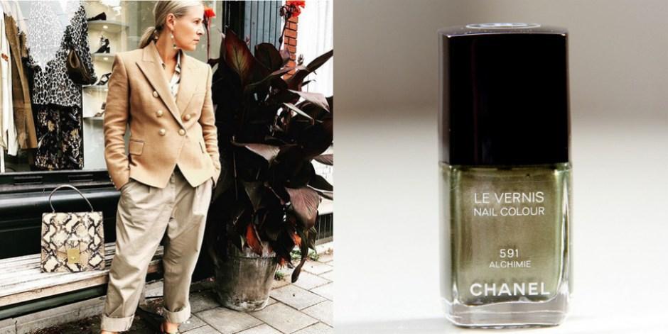 Salon Heleen Hulsmann Chanel Alchimie