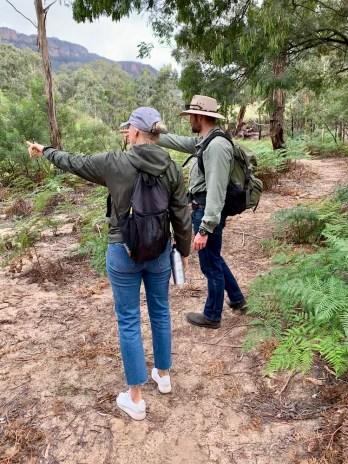 Wolgan Valley guided walk