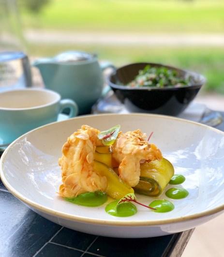 Wolgan valley shrim tempura