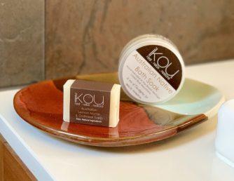 iKou Organice amenties