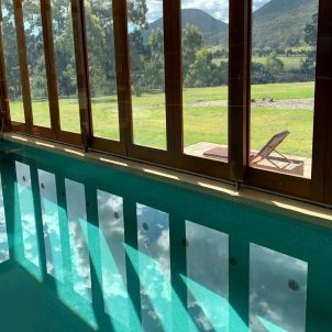 chapter fifty luxury travel lodges of australia Wolgan Valley heritage villa 9