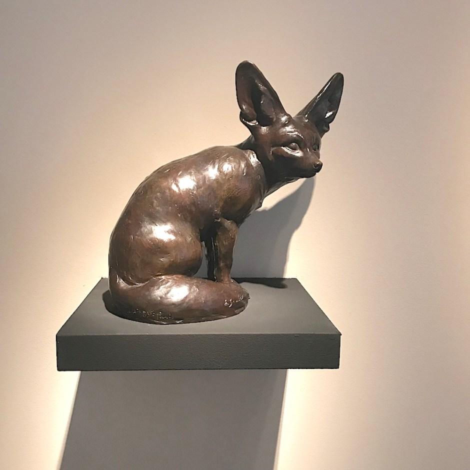brafa art fennec bronze