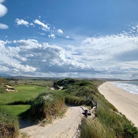 chapter fifty luxury golf Barnbougle Tasmania Australia © Karin Barnhoorn 1§0