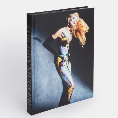 jerry hall thierry mugler couturissime book