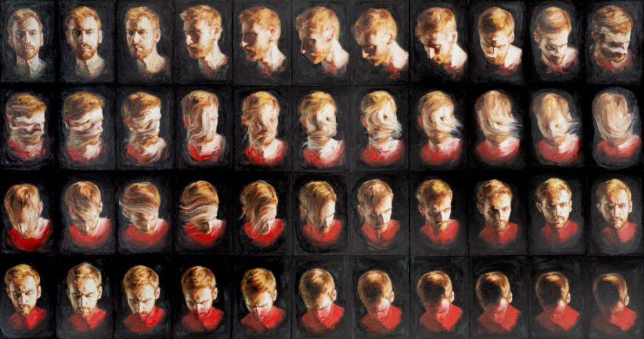 Artwork for the Dutch Portrait Prize