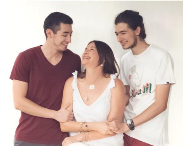 Iliana's sons