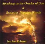 Christian prophetic teaching -- Speaking as the Oracles of God