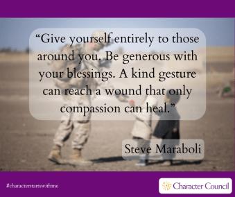 Generosity Quote 4A-8B FB