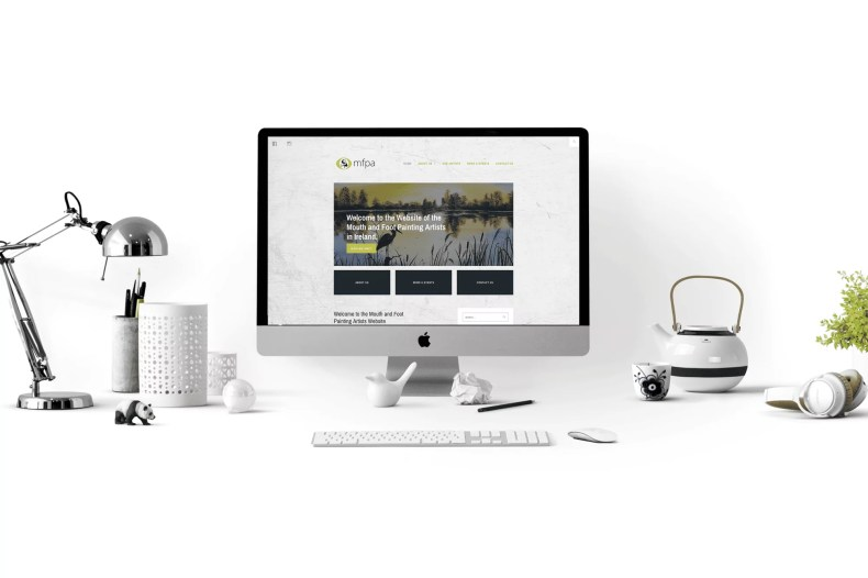 MFPA Website Design Liverpool