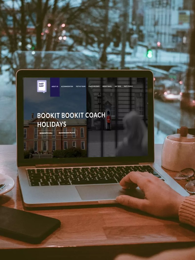 BookIt BookIt Website and Branding by Character Creates