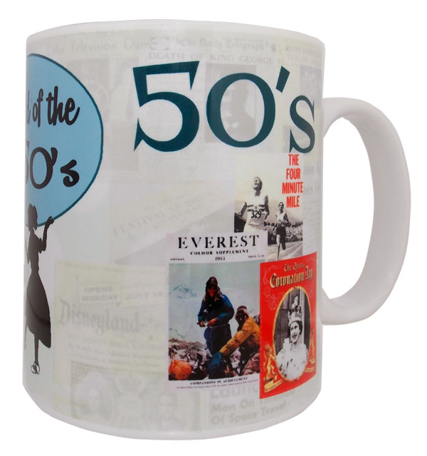50s mug charactershop