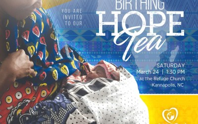 BIRTHING HOPE TEA 2018