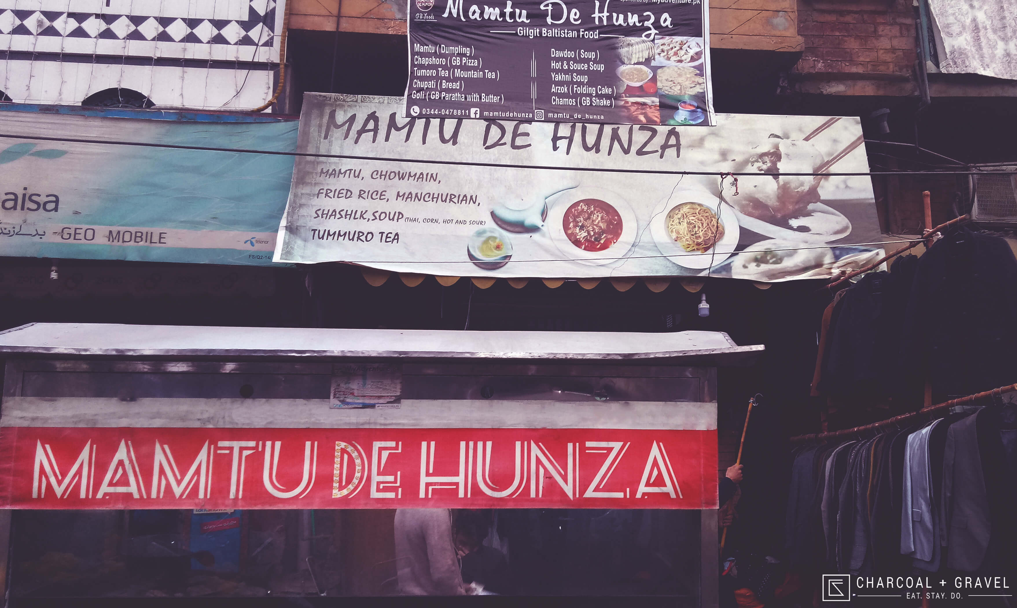 Mamtu de Hunza