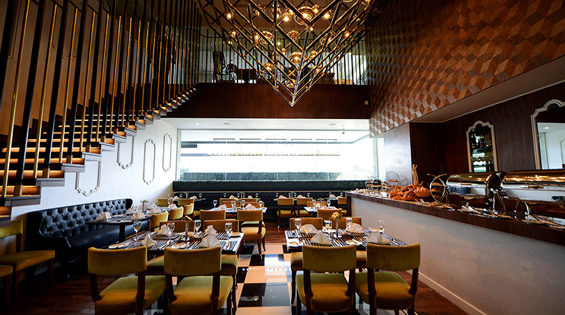 1396880319 nishat hotel cube1 - The Cube: Chic Interiors and Delectable Food