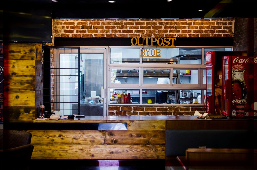 Outpost BYOB Lahore
