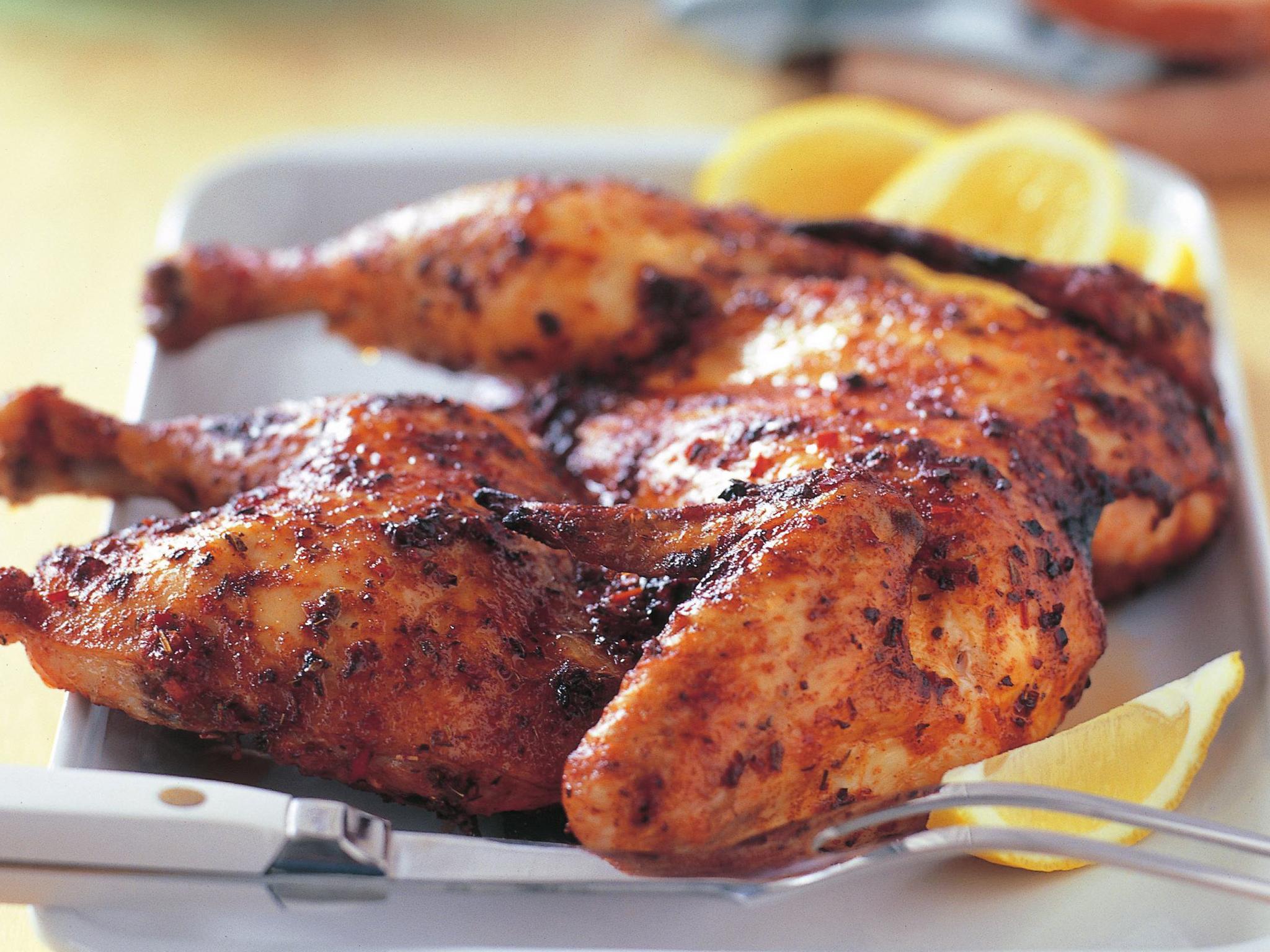 peri peri chicken - Recipe Fridays: Sadia Bhaabi's Peri Peri Chicken