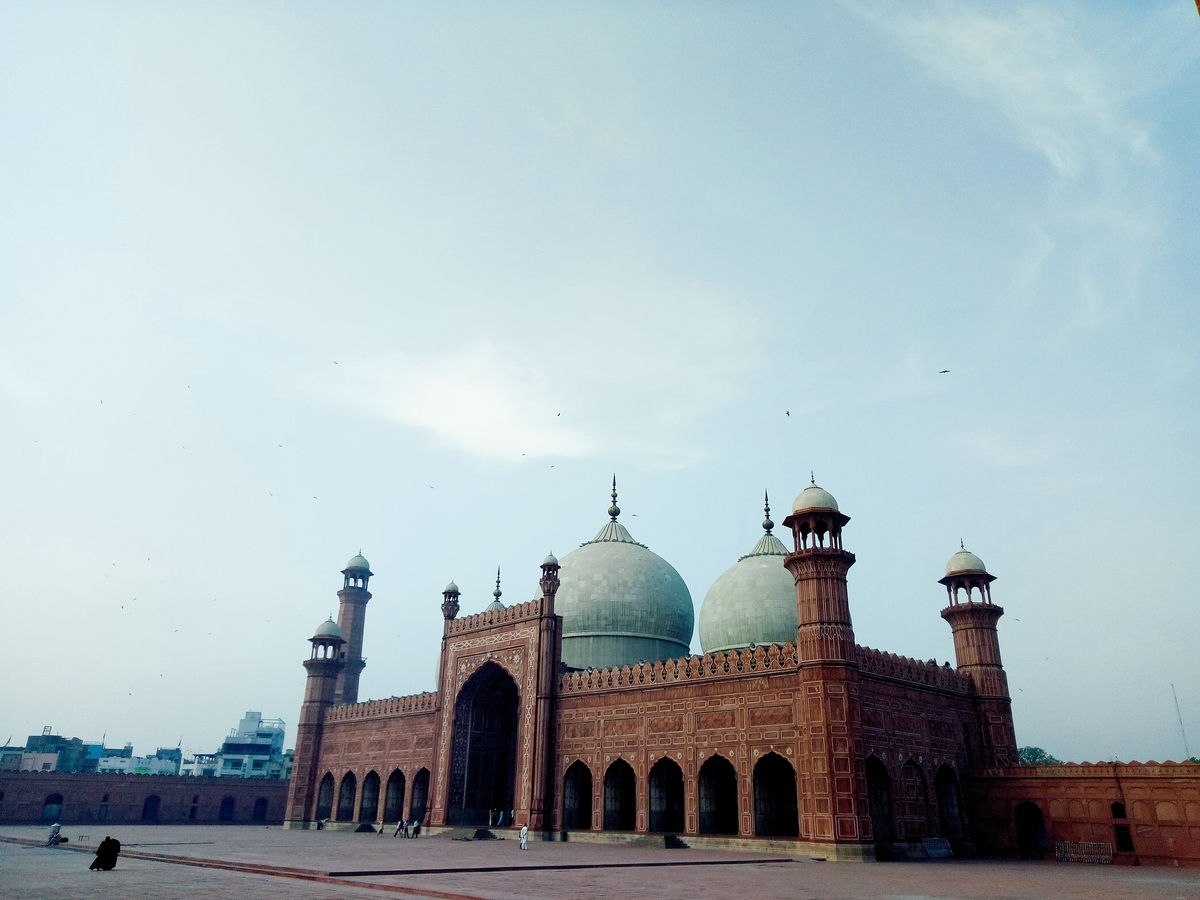 Visit to Badshahi Mosque with Find My Adventure