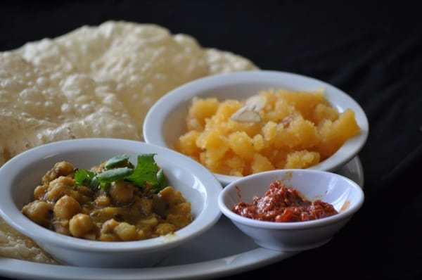 Halwa Puri - How To: Desi Food in Lahore