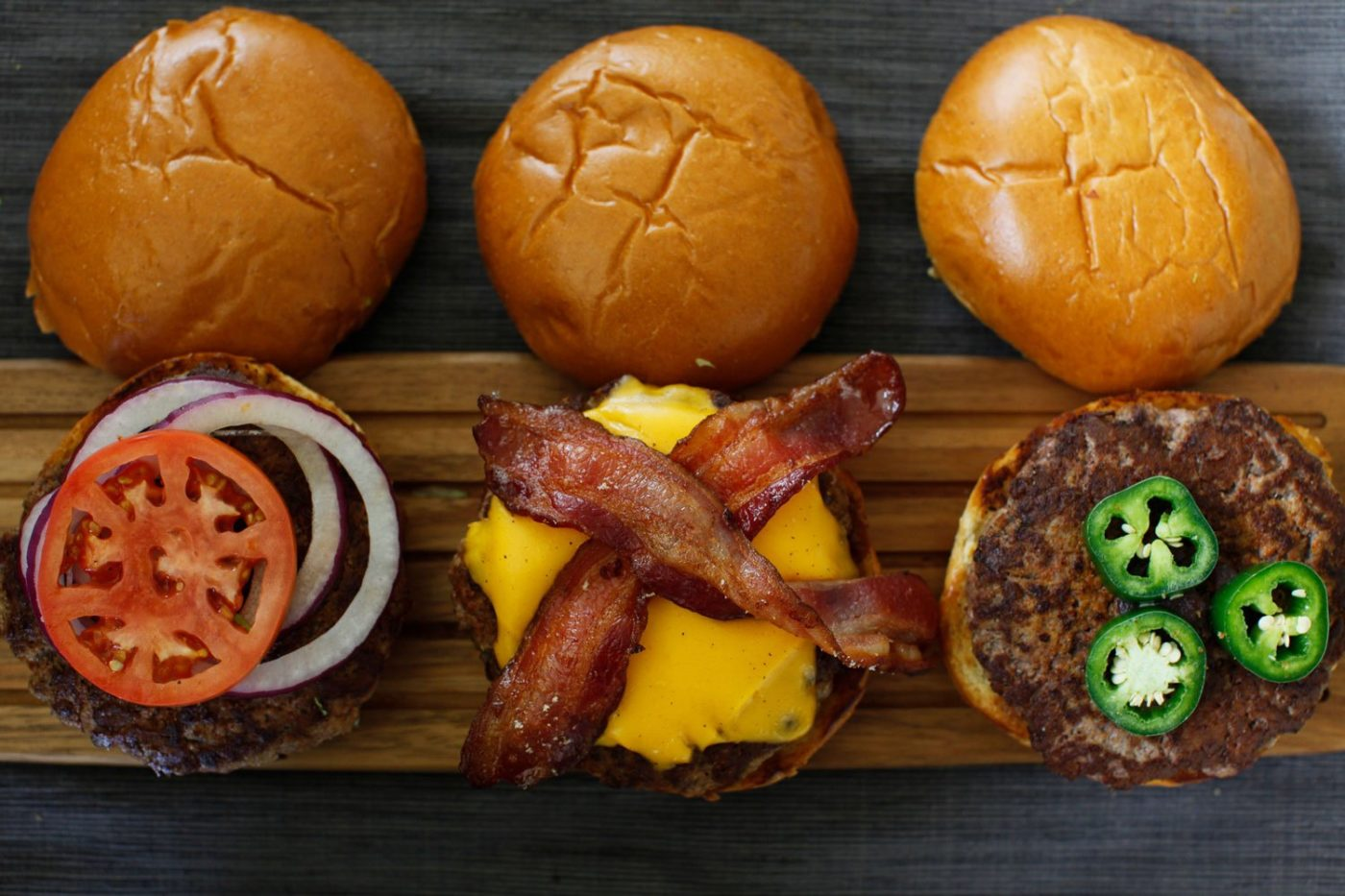 Open Faced Burgers - 5 Beef Burgers in Lahore You Should Be Talking About