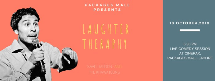 Saad Haroon Poster 1024x389 - This Weekend In Lahore: For Shits and Giggles