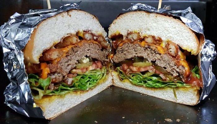 best burger in Lahore