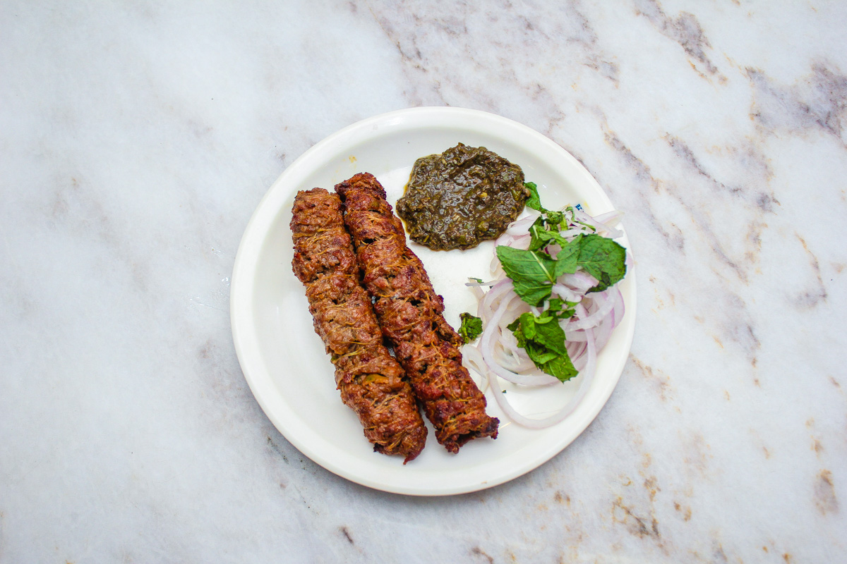 2 - Waheed Kabab House: A Dhaga Kabab & Limca Match Made in Heaven