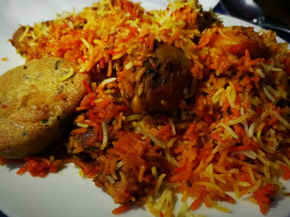 jaidi - Jaidi Biryani for your Inner Sindhi