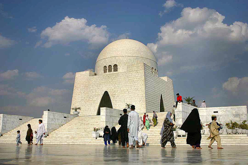 meq - Mazar-e-Quaid: The Marble Mausoleum