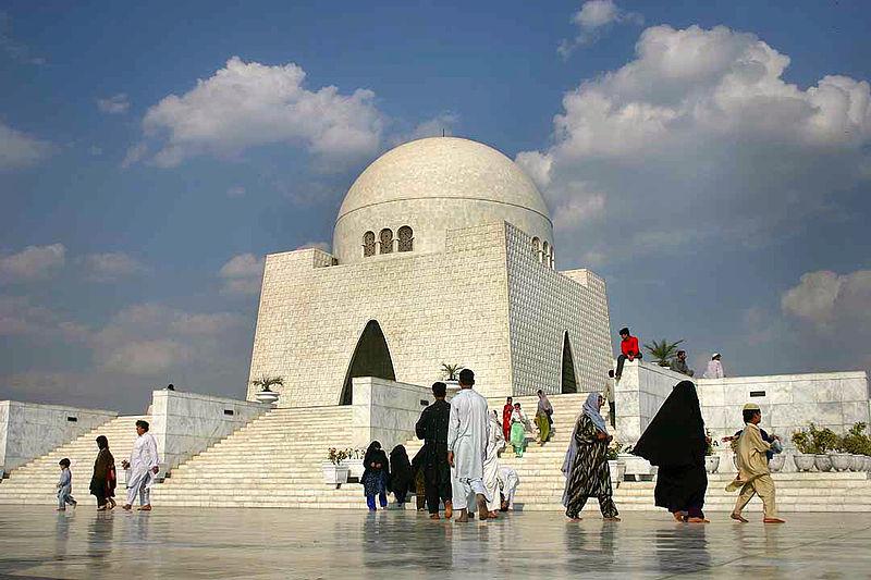 meq - Mazar-e-Quaid: The Marble Mausoleum