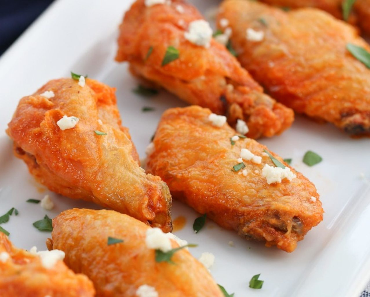 wings 1 - The Seven Best Chicken Wings in Lahore
